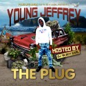 Young Jeffrey - The Plug mixtape cover art