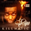 Yung Giga - Killmatic mixtape cover art