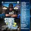 Billy Blue - The Story Of My Life Chapter 2 (From The Projects To The Mansion) mixtape cover art