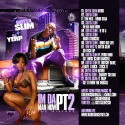 Gutta Slim - I'm Da Man Now 2 mixtape cover art