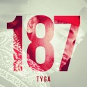 Tyga - 187 mixtape cover art