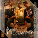 The Young Money Mixtape, Vol. 1 (Hosted by Lil Wayne) mixtape cover art