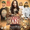 BrickSquad Mania mixtape cover art
