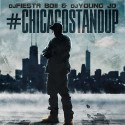 #ChicagoStandUp mixtape cover art