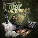 Craze On The Beat & Schemez On The Track - Trap Veterans mixtape cover art