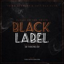 DaVinciOnTheTrack - Black Label (Instrumentals) mixtape cover art