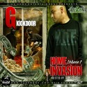 G KickDoor - Home Invasion mixtape cover art