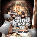 Grind-A-Holics 3 (Hosted By Doe Boy) mixtape cover art