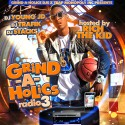 Grind-A-Holics Radio 3 (Hosted By Rich The Kid) mixtape cover art