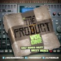 Half Baked Hazey & Deezy - The Product mixtape cover art