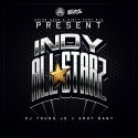 Indy All Starz mixtape cover art
