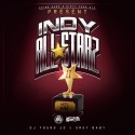 Indy All Starz 2 mixtape cover art