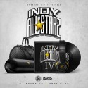 Indy All Starz 4 mixtape cover art