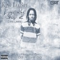 King LeeBoy - Finesse God 2: Living Legend mixtape cover art