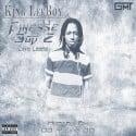 King LeeBoy - Finesse God 2: Living Legend mixtape cover art