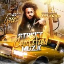 Street Certified Muzik (Hosted By Que) mixtape cover art
