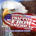 Trapping From America mixtape cover art