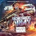 World War (Hosted By Sy Ari Da Kid) mixtape cover art