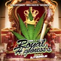 Yung L & E-Dot - Royal Highness's mixtape cover art