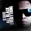 Ill Essense - All Black Everything mixtape cover art