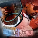 Detroit Takeover 3 (Hosted by Royce Da 5'9 & Obie Trice) mixtape cover art