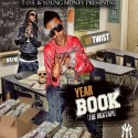 Lil Twist - Year Book mixtape cover art