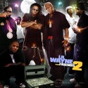 Lil Wayne & Friends 2 mixtape cover art