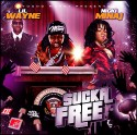 Nicki Minaj - Sucka Free (Hosted By Lil Wayne) mixtape cover art
