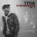 Tyga - Black Thoughts 2 mixtape cover art