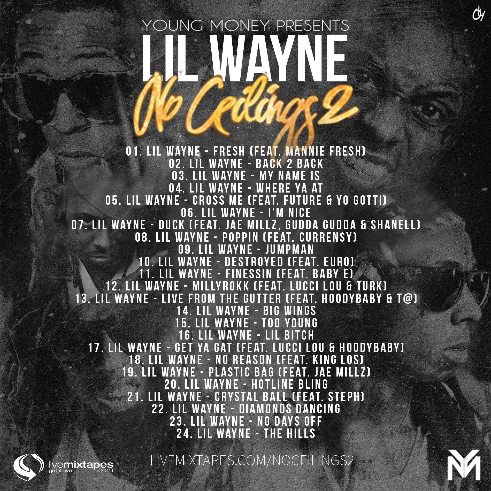 Lil wayne the carter 2 hustler musik