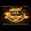 50K (Hosted By Cory B) mixtape cover art