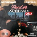 BossLife World Wide mixtape cover art