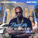 BossLife World Wide 2 mixtape cover art