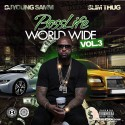 BossLife World Wide 3 mixtape cover art