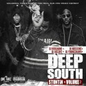 Deep South Stuntin 2 mixtape cover art
