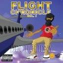 Doc Holidxy - Flight Chronicle mixtape cover art