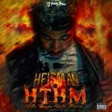 Heisman - Hotter Thanna Heater Muzik mixtape cover art
