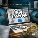 Indy Takeova 6 mixtape cover art