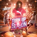 Kaybee 100 - Turn Up Season mixtape cover art