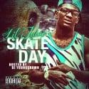 Lil Juice - Skate Day mixtape cover art
