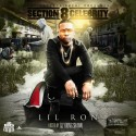 Lil Ron - Section 8 Celebrity mixtape cover art