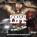 Murda Man - Squad Life mixtape cover art