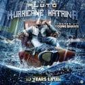 Pluto - Hurricane Katrina (10 Years Later) mixtape cover art