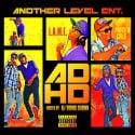 ProblemChild & L.A.M.E - ADHD mixtape cover art