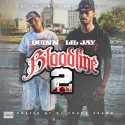 Quinn & Lil Jay - Bloodline 2 mixtape cover art