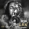 Rasta B - Dreads Of A Lion mixtape cover art