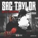 SAG Taylor - 4Eva Trappin mixtape cover art