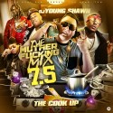 The Muther F*cking Mix 7.5 (The Cook Up) mixtape cover art