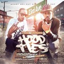 Tikko & Dangero - Hood Ties mixtape cover art