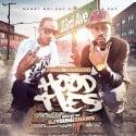 Tikko & Dangero - Hood Ties mixtape cover art